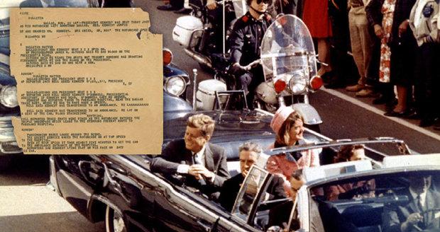 Tajné dokumenty z vraždy Kennedyho: Proč se Sověti báli, že je USA smetou atomovkou?