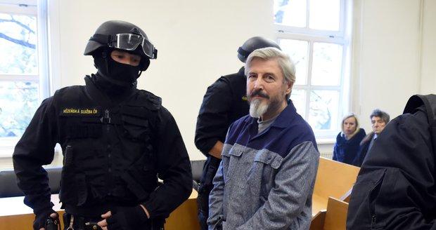 Bohumír Ďuričko u sodu v Karviné doufá v podmínečně propuštění.