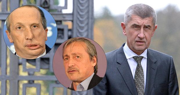 Babiš hledá experty do vlády. Stropnického asi přesadí, zmínil i Klause ml.
