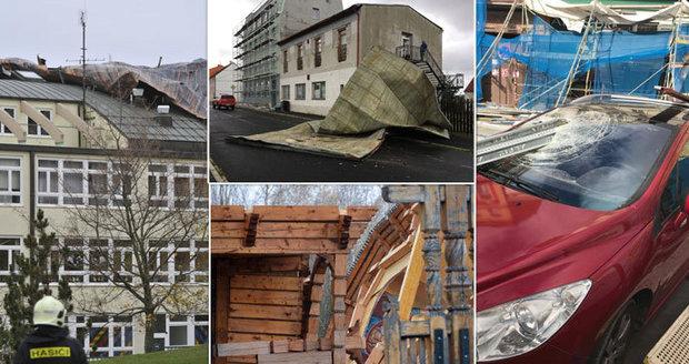 Vichřice není silný vítr, záplava není povodeň: Na co si dát pozor u pojištění proti živlům?