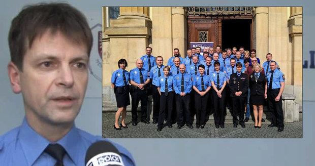 Vzpoura u Městské policie v Opavě: 42 strážníků obvinilo šéfa ze šikany!