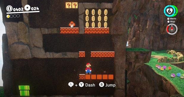 Super Mario Odyssey pro Nintendo Switch