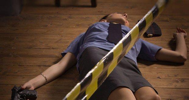 Policistka prý čelila sexuálnímu nátlaku. Napsala dopis o ponížení a zabila se