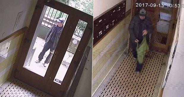 Muž stařence z bytu ukradl několik tisíc.