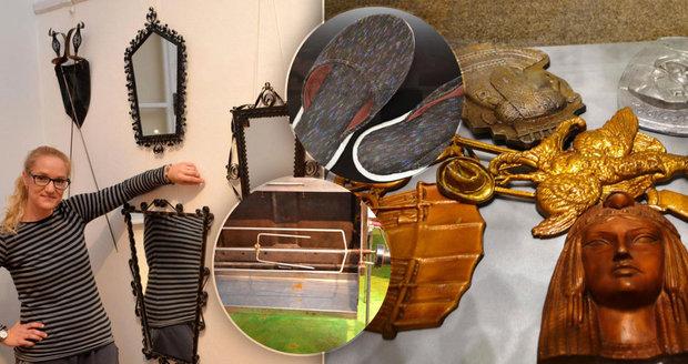 Sekačka, kamna i pantofle z koberců: Tatrováci si v pracovní době vyrobili vybavení celého bytu