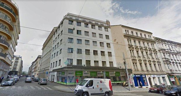 Nová budova polikliniky v Praze 7