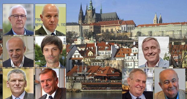 Česko hledá prezidenta: Co musíte vědět, než půjdete k urně?