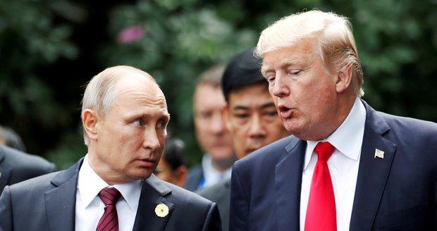 Trump a Putin se setkají v Helsinkách 16. července. Co čeká vztahy USA a Ruska?