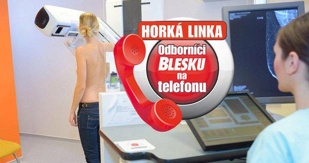 Rakovina postihne jednou za život každého třetího Čecha.