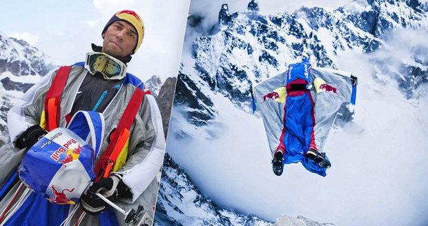 Záhadné zřícení: Milovník (†52) extrémních sportů zemřel při seskoku v Himálajích