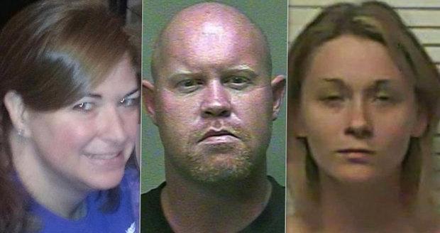 Muž zastřelil manželku (†41), aby mohl žít se striptérkou (24), se kterou měl poměr