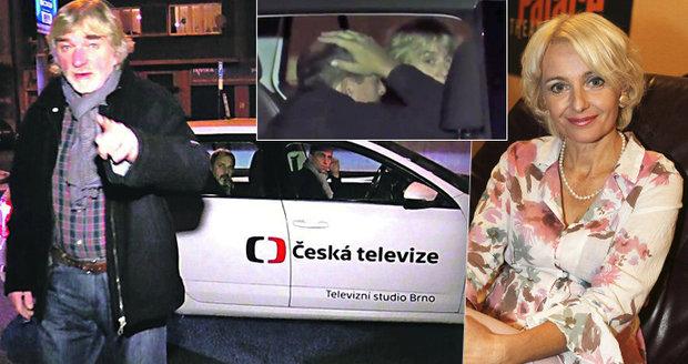 Kameraman o silniční kontrole Žilkové: Teror to rozhodně nepřipomínalo!