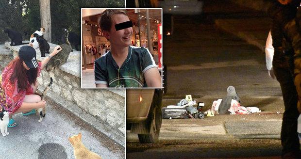 Pokus o vraždu v Měcholupech: Na kamarádku (18) číhal, když šla z tréninku! Kluk se k činu doznal