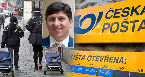 Česká pošta odtajnila platy: Doručovatelé berou 19 tisíc. Kolik manažeři?