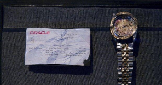 Todd Beamer seděl na palubě letu 93, který po vzpouře pasažérů havaroval v poli v Pensylvánii. V muzeu jsou jeho osobní předměty.