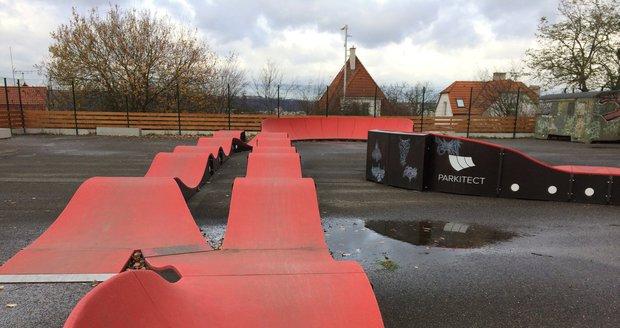 V Újezdu nad Lesy vzniká moderní skatepark. (ilustrační foto)