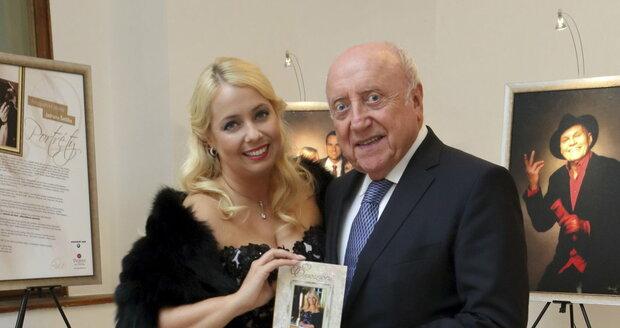 Felix Slováček a Markéta Fassati Mátlová