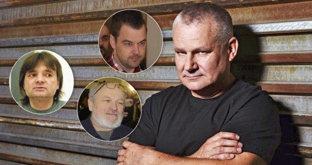 Kajínek prozrazuje tajemství největších českých vrahů: Co ví na Stodolu a Kramného?
