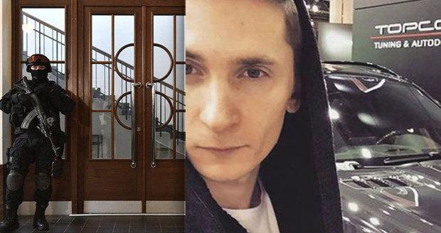 Ruský hacker na Pankráci prý umírá bez pomoci, zlobí se Rusové. Češi to odmítli
