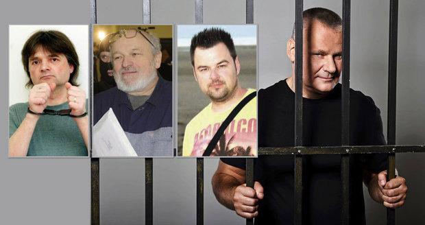 Kramný vraždil jedem: Kajínek prozradil, o čem mluvil s nejznámějšími vrahy ve vězení