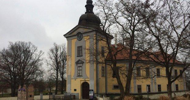 Koncert Stabat Mater italského skladatele Pergolesiho se koná na zámku Ctěnice.