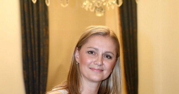 Miss České republiky 1995 Monika Žídková