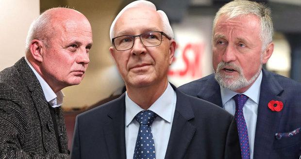 Prezidentští kandidáti se bojí ovlivnění voleb. K Drahošovi se přidal i Horáček a Topolánek