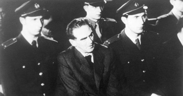 Tvůrce komunistického režimu zemřel za činy, které nespáchal: Před 65 lety byl na Pankráci popraven Rudolf Slánský