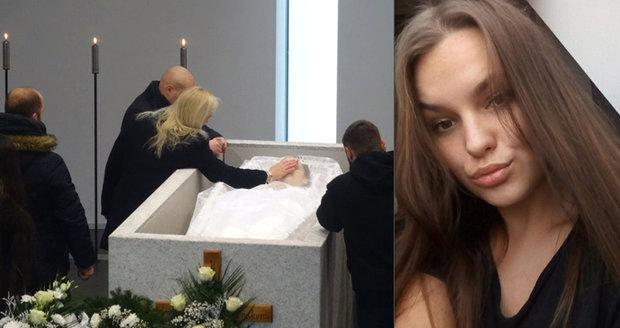 Oběšenou Aničku (†16) pohřbili: Byla znásilněna a zavražděna, šíří se po městě