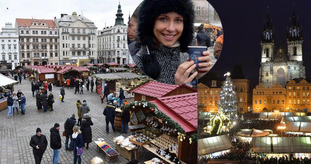 Takhle chutnají Vánoce v českých městech.