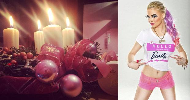 Barbie Jiráčková prozradila, jak se připravuje na Vánoce.