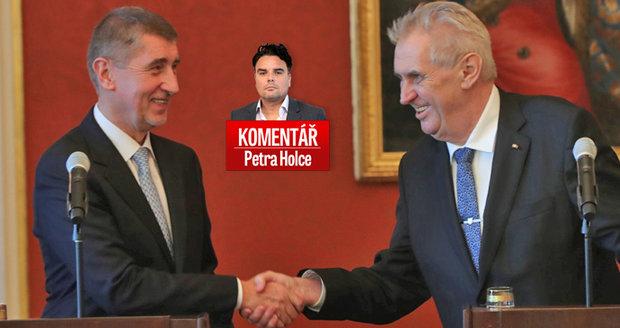 Komentář: Legrace končí, Andrej Babiš začíná vládnout