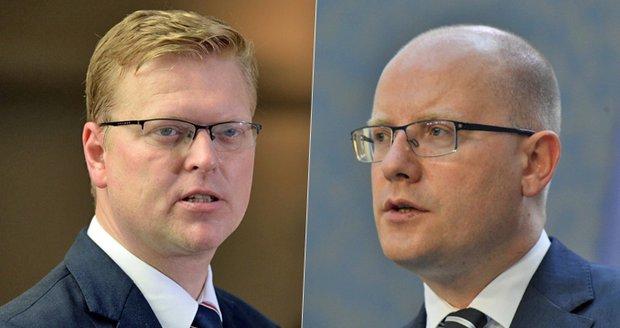Bělobrádek a Sobotka se uhnízdili ve vedení komisí. Odkývala je Sněmovna