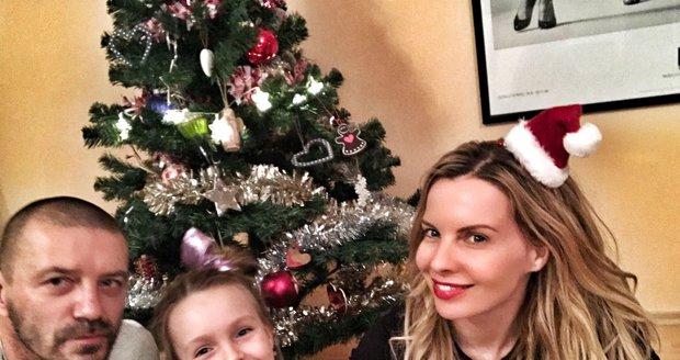Exkluzivní vánoční rozhovor s Kristelovou a Řepkou! Viděl svého syna?