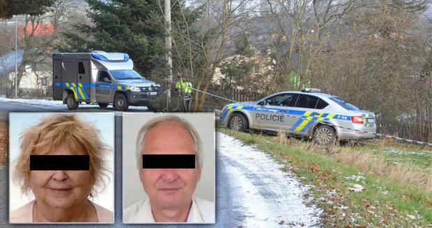 Poprava Blanky v Jihlavě: Exmanžel na ni vystřelil 6krát! Spáchal sebevraždu