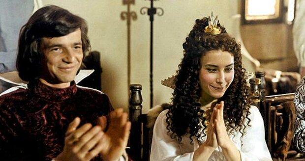 Princeznu v pohádce Třetí princ měla původně hrát Zora Jandová.
