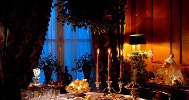 poradenství při večeři