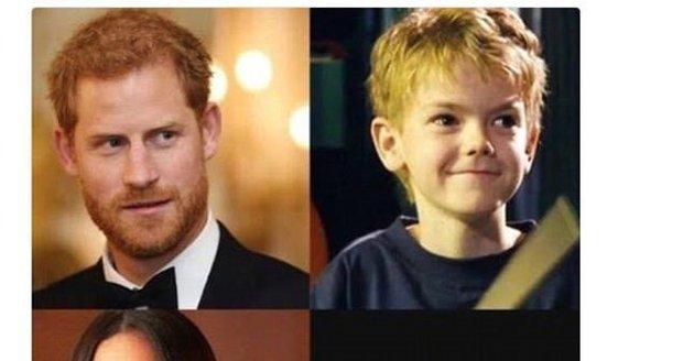 Předpověděl film Láska nebeská svatbu prince Harryho a Meghan Markle?