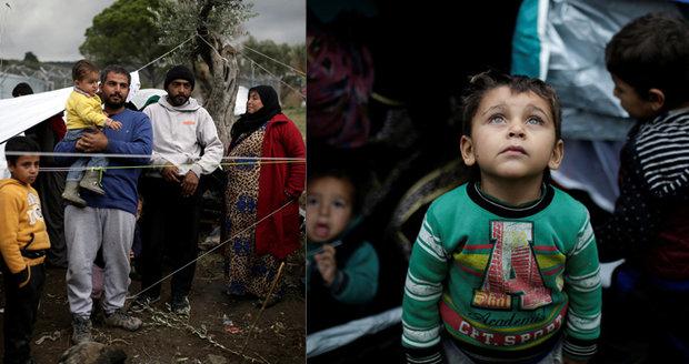 """Výkaly, svrab a prostituce. """"To není Evropa!"""" bědují uprchlíci v Řecku"""