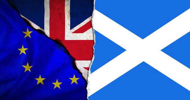 """""""Šarlatáni a plno lží. Chtěli jsme v EU zůstat."""" Brexit Skotům vadí"""