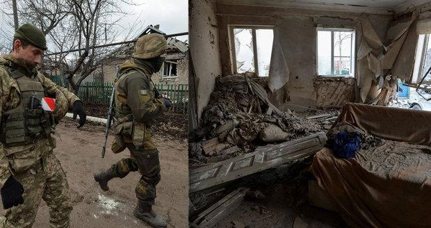 Boje na Ukrajině už trvají déle než druhá světová válka. Příměří je v nedohlednu