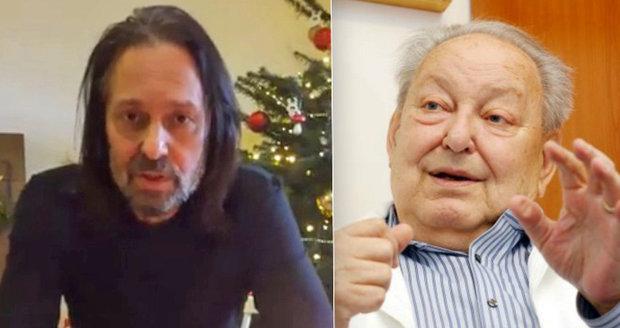 Jiri Pomeje Predni Onkolog Profesor Pavel Klener  Hladovka Rakovinu Neleci Naopak Oslabi Organismus