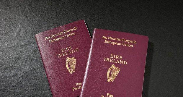 Irsko hlásí rekord v počtu vydaných pasů. Je za tím i strach Britů z brexitu