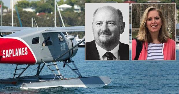 Letecká katastrofa na Silvestra. Zemřel milionář se snoubenkou a třemi dětmi