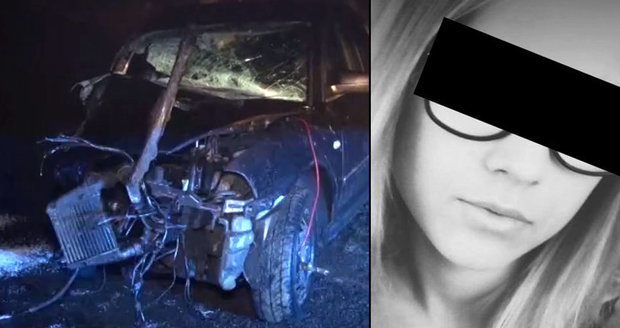 Novoroční tragédie: Mariannu (†17) zabil v autě přítel (19)! Tělo své dcery na místě viděla zhroucená matka