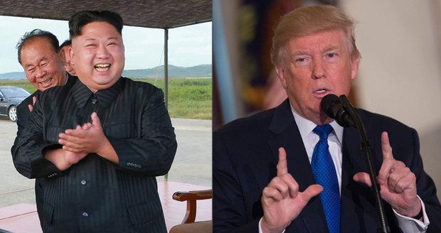 Donald Trump s Kim Čong-unem míří do Prahy? V Česku se možná odehraje klíčové setkání