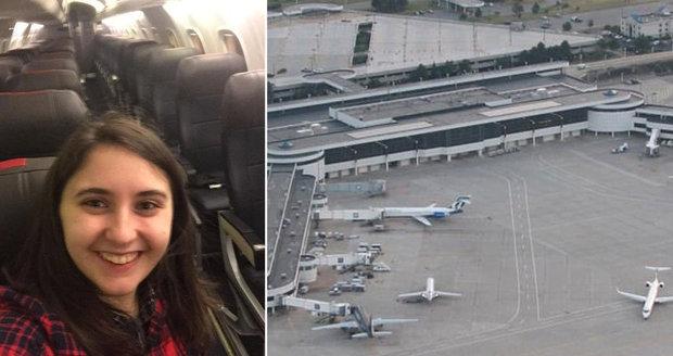 Aerolinky jí zrušily let a omylem přesunuly na špatný spoj: Mladá žena cestovala jako královna!