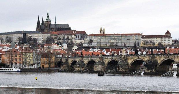 V Praze se ochladí, obloha bude po většinu týdne oblačná.