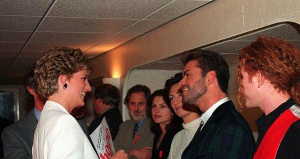 V roce 1993 se potkali na charitativním koncertě pro lidi trpící nemocí AIDS.