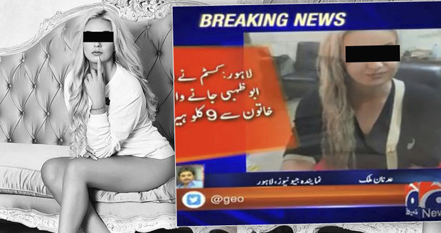 Pašeračka Tereza (21), kterou zatkli v Pákistánu: Anděl na scestí!